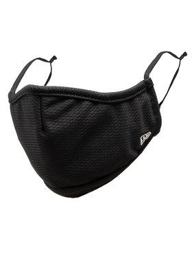 New Era New Era Текстильна маска Ne Blank Mask Blk1 12722539 Чорний