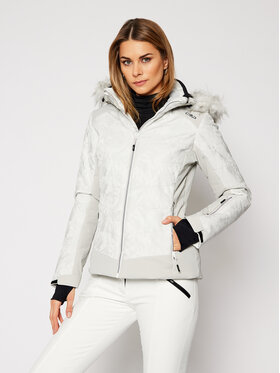 CMP CMP Veste de ski 30W0646 Blanc Regular Fit