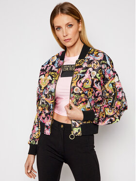 Versace Jeans Couture Versace Jeans Couture Bomber striukė C0HWA958 Spalvota Regular Fit