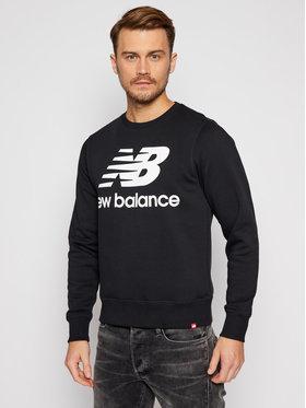 New Balance New Balance Bluza MT03577 Czarny Athletic Fit