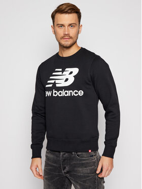 New Balance New Balance Bluză MT03577 Negru Athletic Fit