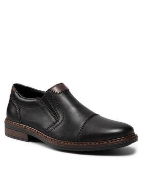 Rieker Rieker Обувки 17659-00 Черен
