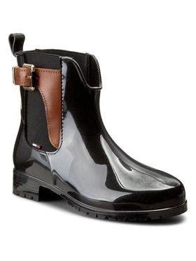 Tommy Hilfiger Tommy Hilfiger Bottes de pluie Oxley 2Z2 FW56822108 Noir