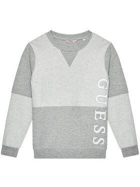Guess Guess Bluza L1RQ09 KA6R0 Szary Regular Fit