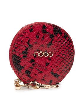 Nobo Nobo Portamonete NPUR-LI0210-CM05 Rosso