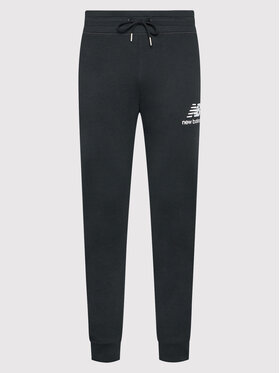 New Balance New Balance Jogginghose Essential MP11507 Schwarz Fitted Fit