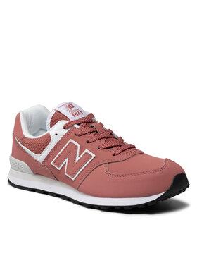 New Balance New Balance Sneakersy GC574MD1 Różowy