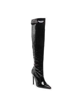 Solo Femme Solo Femme Stivali sopra il ginocchio 14404-01-D80/000-12-00 Nero
