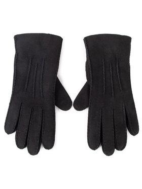Ugg Ugg Gants homme M Contrast Sheepskn Glove 18711 Noir