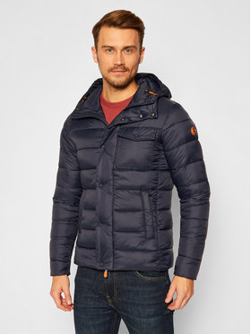 Save The Duck Save The Duck Giubbotto piumino D3972M GIGAY Blu scuro Regular Fit