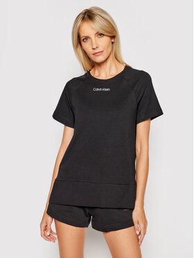 Calvin Klein Underwear Calvin Klein Underwear Póló 000QS6701E Fekete Regular Fit