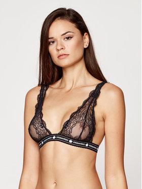Dsquared2 Underwear Dsquared2 Underwear Biustonosz braletka D8R083140 Czarny