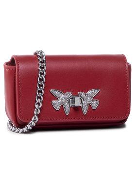 Pinko Pinko Handtasche Free Flight Tiny Simply C. AL 20-21 PLTT 1P21UF Y6JC Rot