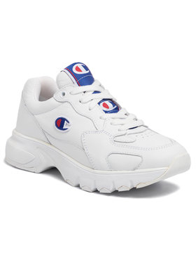 Champion Champion Sneakersy Cw-1 Leather S10627-F19-WW001 Biela