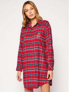 Lauren Ralph Lauren Lauren Ralph Lauren Nachthemd ILN32020 Rot