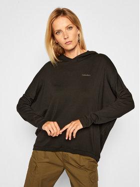 Calvin Klein Underwear Calvin Klein Underwear Pulóver 000QS6120E Fekete Oversize