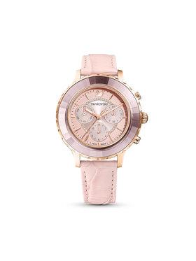 Swarovski Swarovski Uhr Octea Lux Chrono Ls 5452501 Rosa