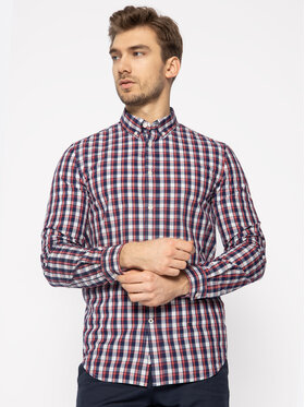 Pepe Jeans Pepe Jeans Chemise Finnley PM306161 Multicolore Slim Fit