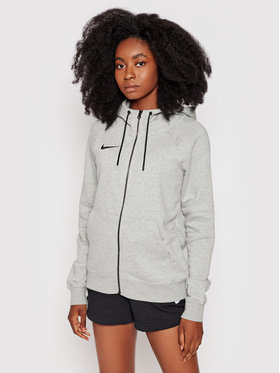 Nike Nike Mikina CW6956 Šedá Regular Fit
