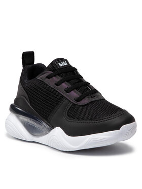 Bibi Bibi Sneakersy Line Flow 1139052 Czarny