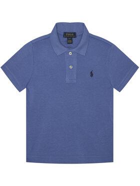 Polo Ralph Lauren Polo Ralph Lauren Polo marškinėliai Core Replen 322603252006 Mėlyna Regular Fit