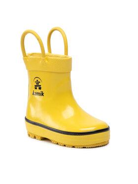 Kamik Kamik Guminiai batai Splashed EK9778 Geltona