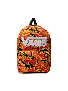 Vans Vans Rucsac New Skool Back VN0002TLZ7D1 Portocaliu