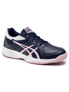 Asics Asics Chaussures Court Slide Clay 1042A031 Bleu marine