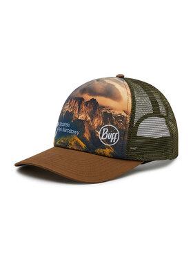 Buff Buff Καπέλο Jockey Trucker Cap 129541.555.10.00 Καφέ