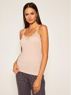Triumph Triumph Pyjama-T-Shirt Camisole 10205626 Rosa Regular Fit