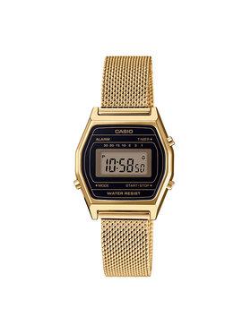 Casio Casio Hodinky LA690WEMY-1EF Zlatá