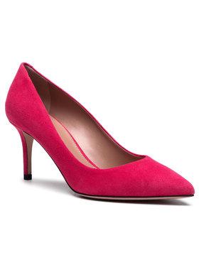 Boss Boss Pantofi cu toc subțire Eddie Pump 70-S 50389099 10199283 01 Roz