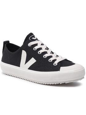 Veja Veja Sneakers aus Stoff Nova Canvas NA011397A Schwarz