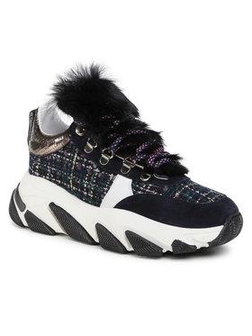 Pollini Pollini Sneakersy SA15156G0BXS200A Czarny