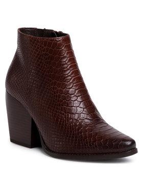 Gino Rossi Gino Rossi Členková obuv 185314-13 Hnedá