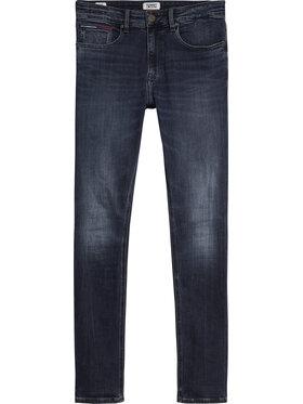 Tommy Jeans Tommy Jeans Blugi Slim Fit Austin DM0DM08019 Bleumarin Slim Fit