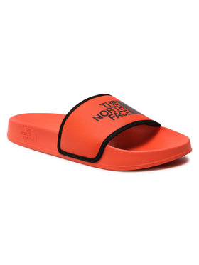 The North Face The North Face Παντόφλες Base Camp Slide III NF0A4T2RYXP1-070 Πορτοκαλί