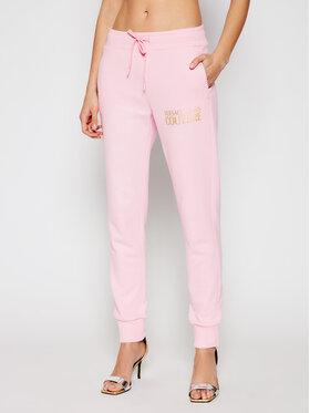Versace Jeans Couture Versace Jeans Couture Melegítő alsó A1HWA1TA Rózsaszín Regular Fit