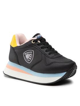 Blauer Blauer Sneakersy F1TIANA01/PUL M Czarny