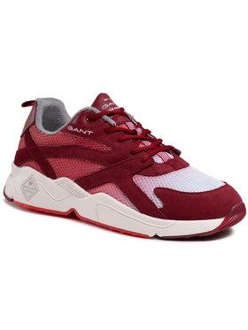 Gant Gant Sneakersy Nicewill 22637660 Czerwony