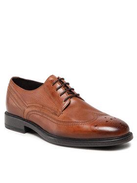 Geox Geox Chaussures basses U Terence J U167HJ 00064 C6002 Marron