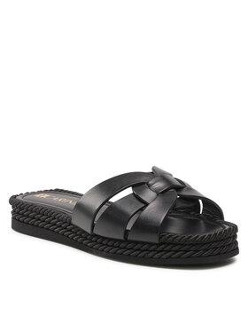 Carinii Carinii Mules / sandales de bain B6241 Noir