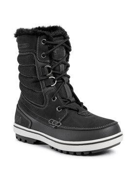 Helly Hansen Helly Hansen Μπότες Χιονιού Garibaldi 11649-991 Μαύρο
