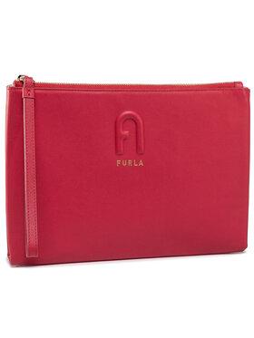 Furla Furla Дамска чанта Rita EBG7FRI-E35000-RUB00-1-007-20-CN-B Червен