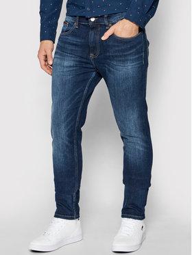 Tommy Jeans Tommy Jeans Дънки Austin DM0DM09846 Тъмносин Slim Fit