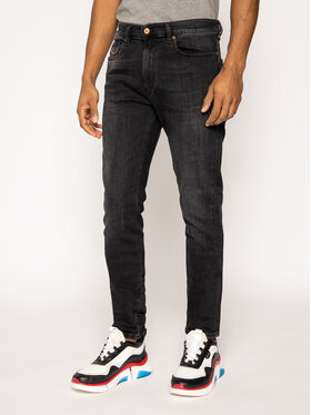 Diesel Diesel Jeans Amny 00SDUF 0096P Blu scuro Skinny Fit