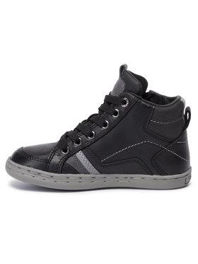 Geox Geox Sneakersy J Garcia B. A J94B6A 0MECL C0017 S Černá