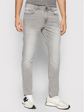 Only & Sons Only & Sons Jeansy Loom 22021670 Szary Slim Fit