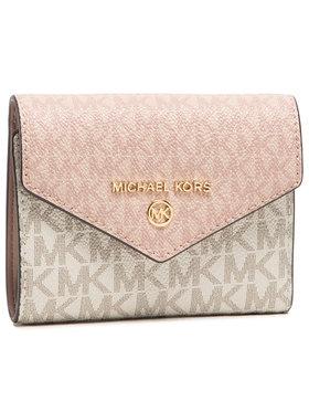 MICHAEL Michael Kors MICHAEL Michael Kors Malá dámská peněženka Jet Set Charm 34S1GT9E6B Růžová