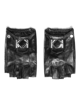 KARL LAGERFELD KARL LAGERFELD Dámske rukavice 205W3601 Čierna